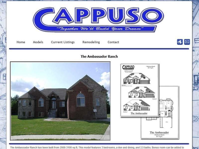 Cappuso Homes