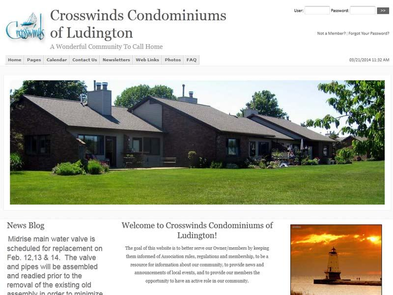 Crosswinds Condominiums of Ludington