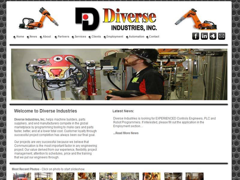 Diverse Industries Inc.