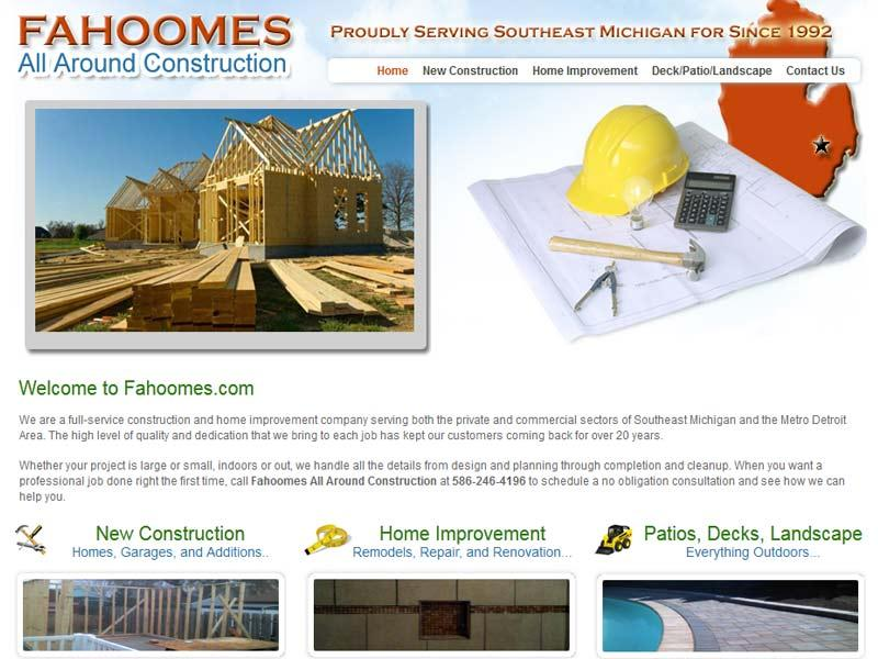 Fahoomes All Around Construction