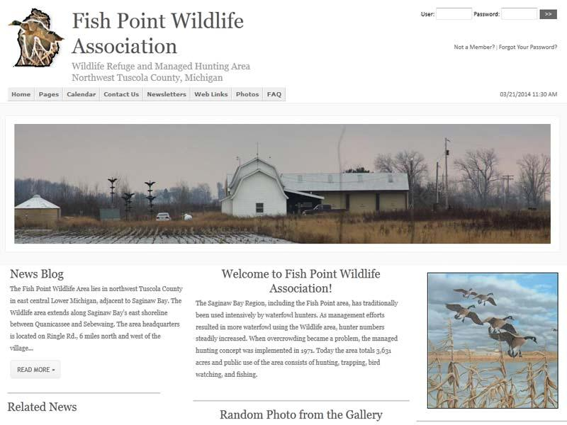 Fish Point Wildlife Association