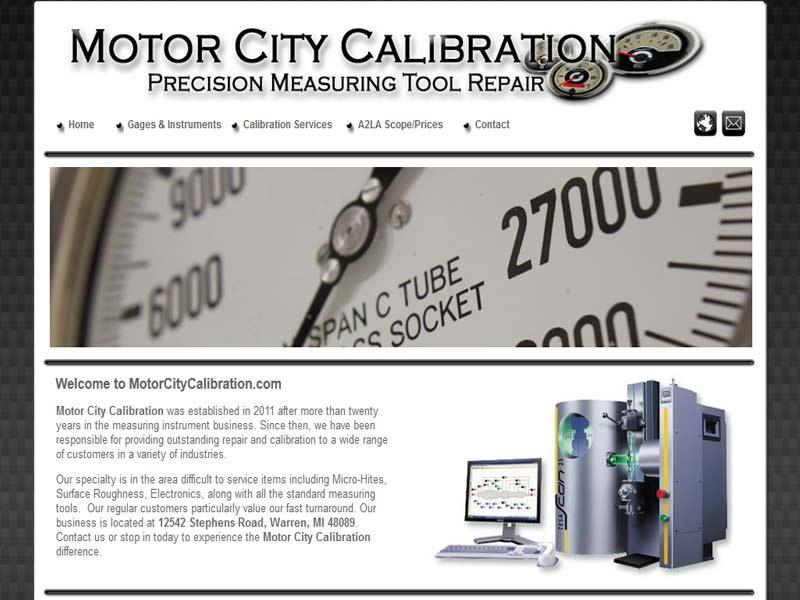 Motor City Calibration