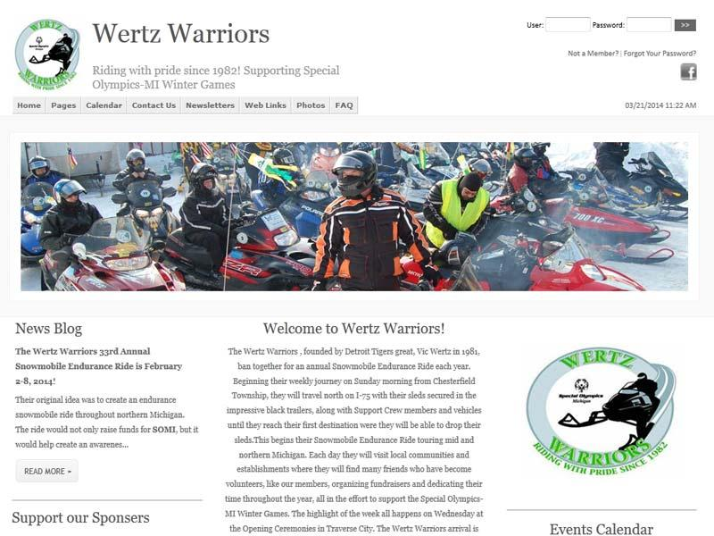 Wertz Warriors